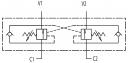 Гальмівні клапани двосторонньої дії VBCD DE FLV