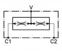 Делители потока VDF12 и VDF38