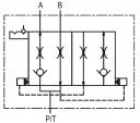 Гідравлічні клапани VDFS для посівних машин