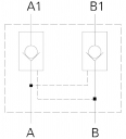 Гідрозамки одно- і двосторонньої дії Z2S10